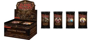 Flesh & Blood TCG - Welcome to Rathe booster pack
