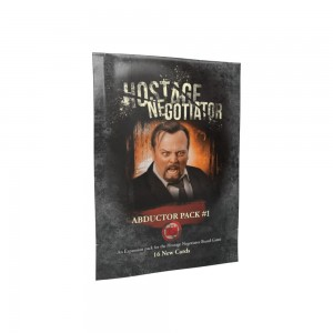 Hostage Negotiator Abductor Pack 1
