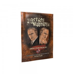 Hostage Negotiator Abductor Pack 2