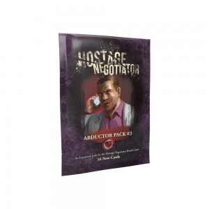 Hostage Negotiator Abductor Pack 3