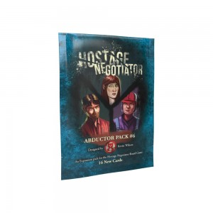 Hostage Negotiator Abductor Pack 6
