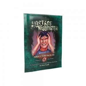 Hostage Negotiator Abductor Pack 8