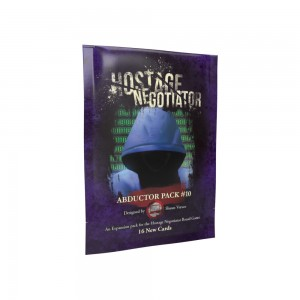 Hostage Negotiator Abductor Pack 10