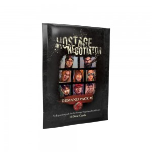 Hostage Negotiator Demand Pack 2