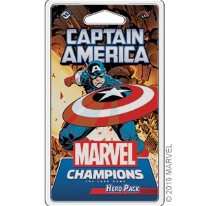 Marvel Champions: Captain America