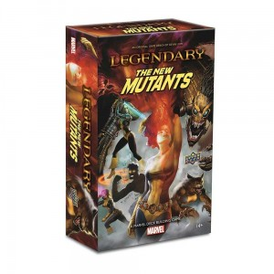 Legendary Marvel: New Mutants Expansion