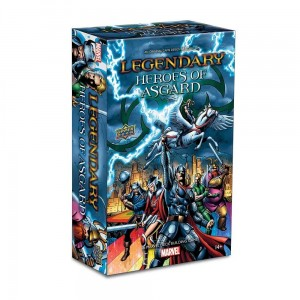 Legendary Marvel: Heroes of Asgard Expansion