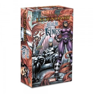 Legendary Marvel: Realm of Kings Expansion